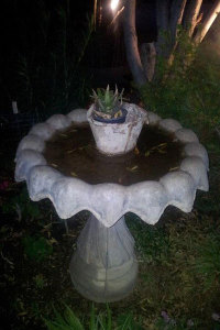 Water Feature | De Oude Herberg Country Lodge | Kenhardt Accommodation