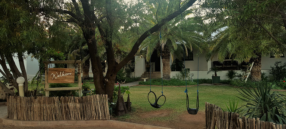 De Oude Herberg Country Lodge | Kenhardt Accommodation