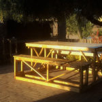 Main Braai Area | De Oude Herberg Country Lodge | Kenhardt Accommodation